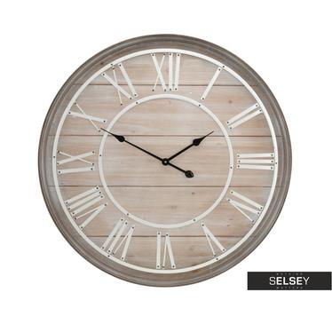 Zegar ścienny MDF średnica 80 cm