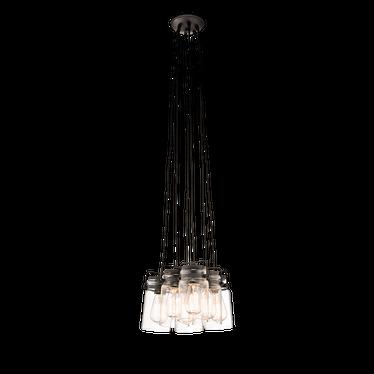 Lampa wisząca Brinley x6