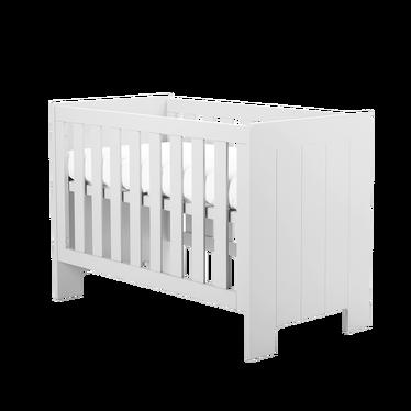 Łóżeczko dziecięce Calmo białe