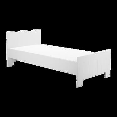 Łóżko Calmo białe