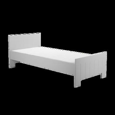 Łóżko Calmo szare