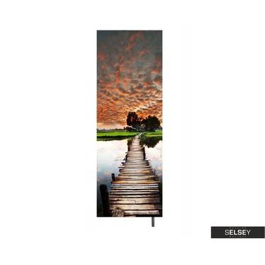 Szafa obrotowa Kordon Mostek zielony