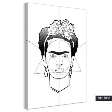 Obraz - Frida 90x60 cm