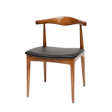 Krzesło Codo drewniane jasny brąz
