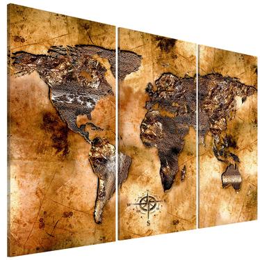 Obraz - Świat w opalizujących odcieniach 60x40 cm