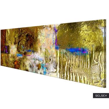 Obraz malowany - Słoneczne skarby