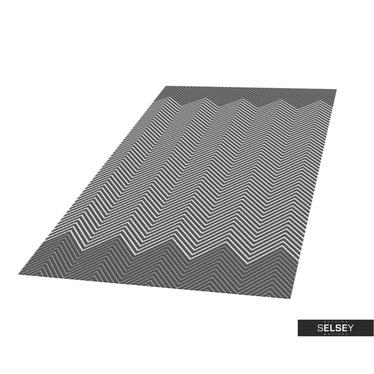 Dywan Hilly Geometria 5 platyna