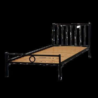 Łóżko metalowe Trix