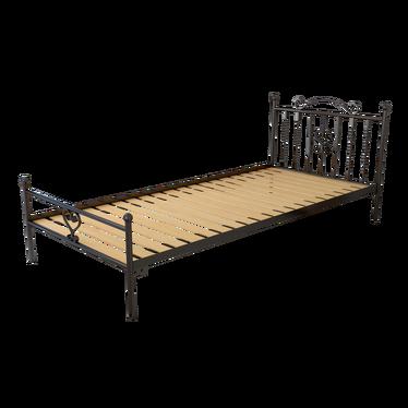 Łóżko metalowe Haien