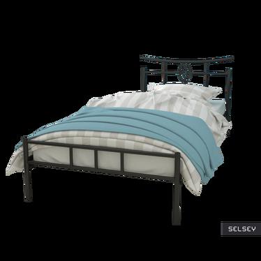 Łóżko metalowe Haprim