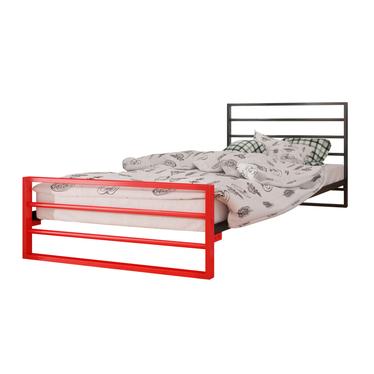 Łóżko metalowe Gladness