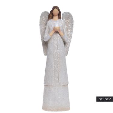 Anioł galeryjny z gołąbkiem 30 cm