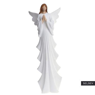 Anioł z karbowaną szatą 37 cm