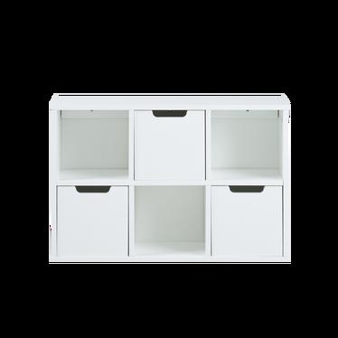 Panel ścienny Moira 58 cm biały