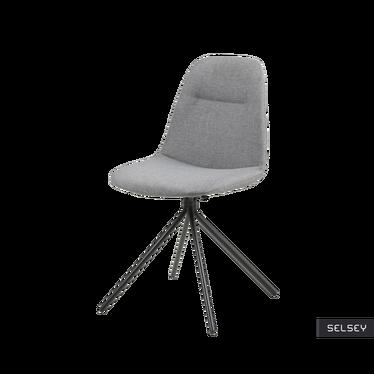 Krzesło Grin szare