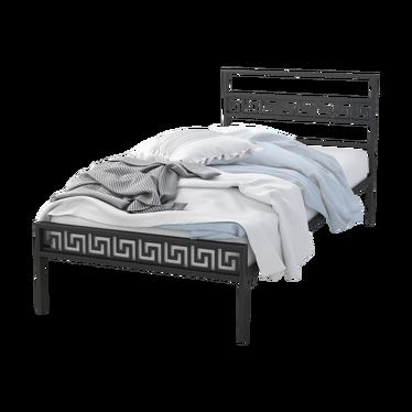 Łóżko metalowe Harold