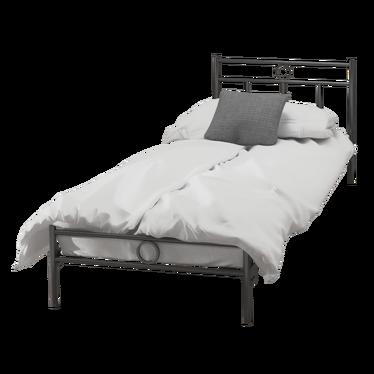 Łóżko metalowe Szalpuk