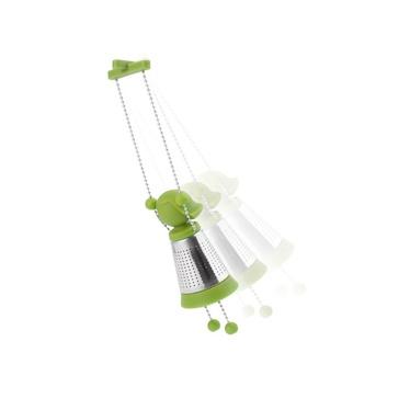 Zaparzacz do herbaty Marionette zielony