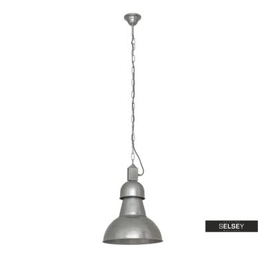 Lampa wisząca Mogel srebrna