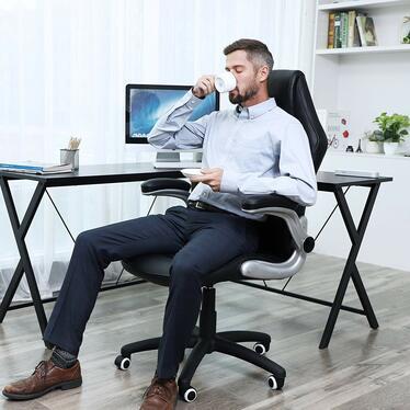 Fotel biurowy Cameroon czarny