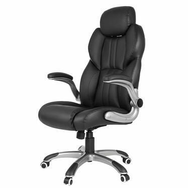 Fotel biurowy Gerwyn czarny