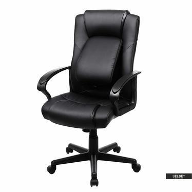 Fotel biurowy Wallaby czarny