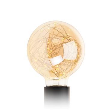 Żarówka G95 50 LED golden