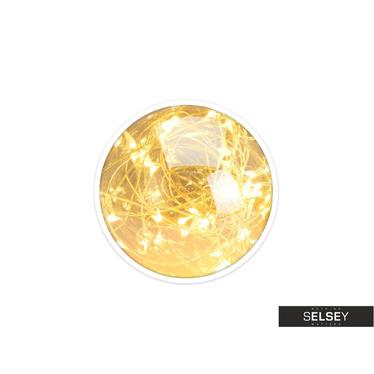Żarówka Sparkling ST64 50 LED golden