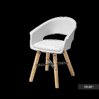 Krzesło Moskal białe