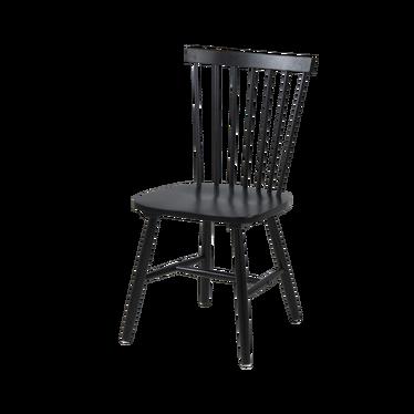 Krzesło Radevo czarne