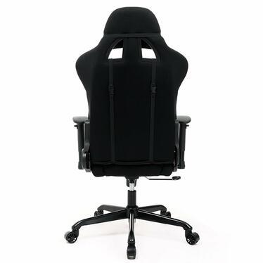 Fotel gamingowy Manjaran Graphite