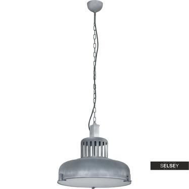 Lampa wisząca Kogel 42 cm szara