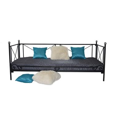 Łóżko metalowe Kulig