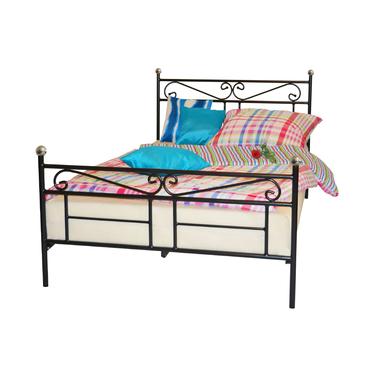 Łóżko metalowe Jeri