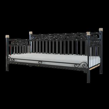 Łóżko metalowe Lusti