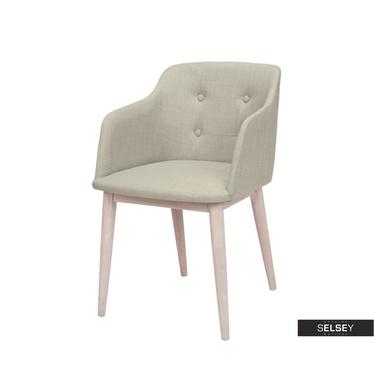 Krzesło Amati beżowe