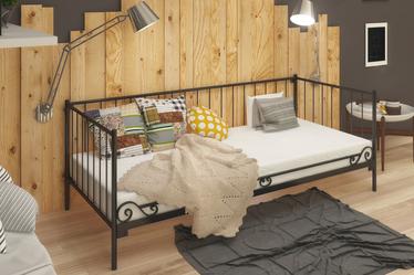 Łóżko metalowe Abigail