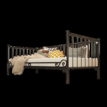 Łóżko metalowe Valentisa