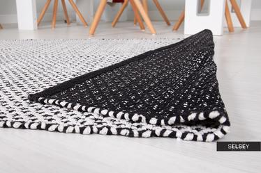 Dywan dwustronny tkany na płasko 180x120 cm