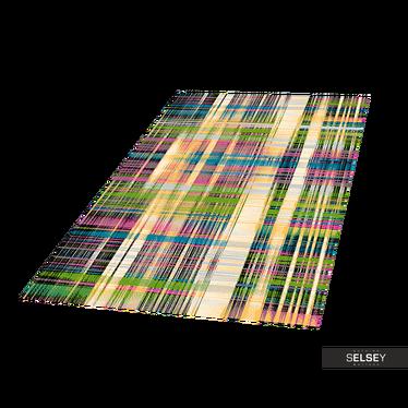 Dywan Youth Geometria kolorowy