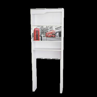 Regał łazienkowy Camos London nad toaletę