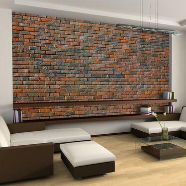 Fototapeta do biura Ściana z cegły