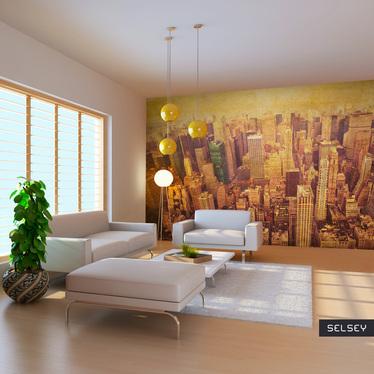 Fototapeta do biura Nowy Jork w sepii