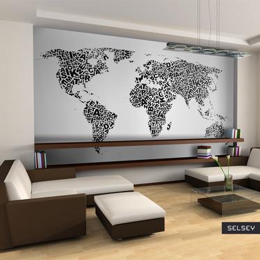 Fototapeta do biura Mapa myśli