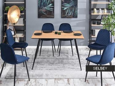 Stół Oneka 120x80 cm dąb