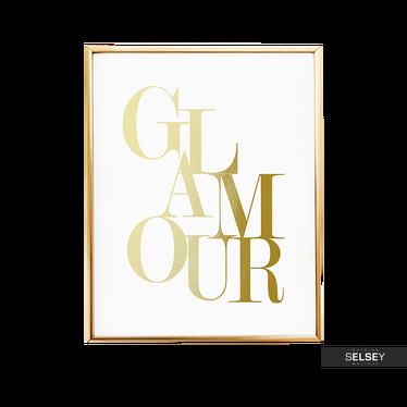 Plakat Glamour