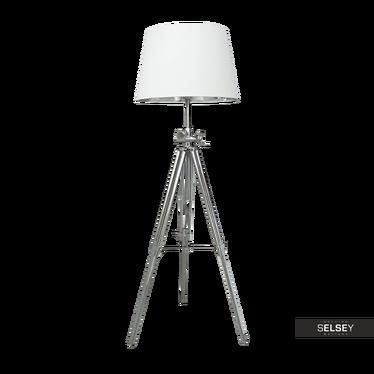 Lampa podłogowa Atelier biała