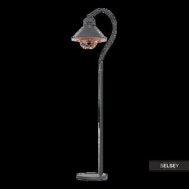 Lampa podłogowa Layla taupe