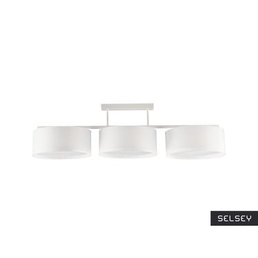 Lampa wisząca Harmony biała x3
