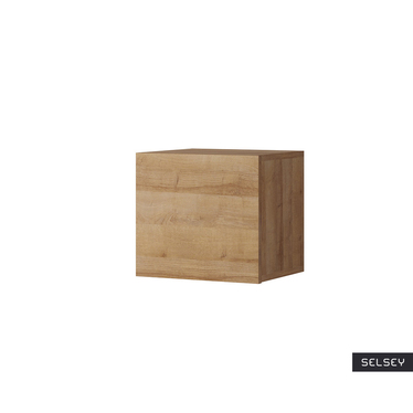 Półka Augusta wisząca kubik